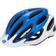 Bell Traverse casco per bici blu/bianco